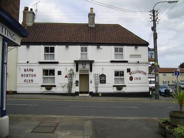 The Wellington Inn, Wolviston.