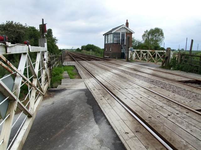 Signal Box, Bellwater Junction