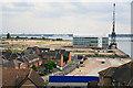 SU4310 : Site of former Vosper Thornycroft shipyard, Woolston by Peter Facey