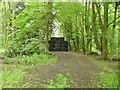 NZ2070 : Hidden Bales by Newbiggin Hall Scouts