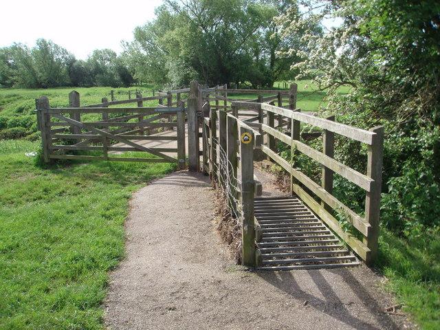 Cattle Grid and Bridge