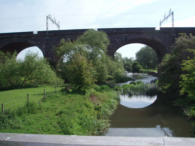 A different perspective on Wolverton Viaduct