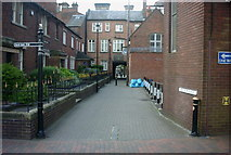SJ9223 : Bank Passage, Stafford by Stephen Pearce
