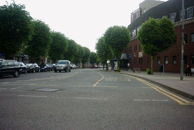 Eastgate Street, Stafford