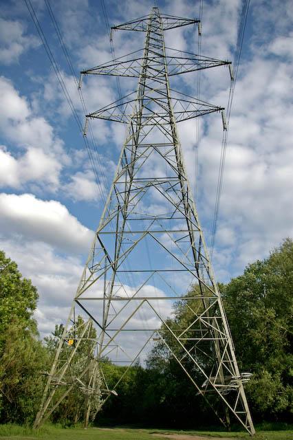 Electricity Pylon, Sale Water Park