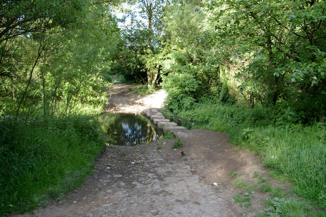 Ford and stepping stones, Sale Water Park
