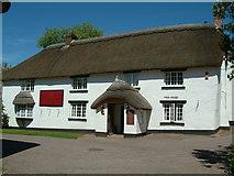 SS7701 : The New Inn, Coleford, Devon by Robin Lucas