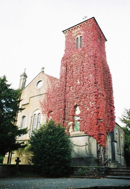 Brathay: parish church of the Holy Trinity
