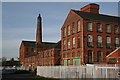 SK4742 : Armstrong's Mill, Ilkeston by Alan Murray-Rust