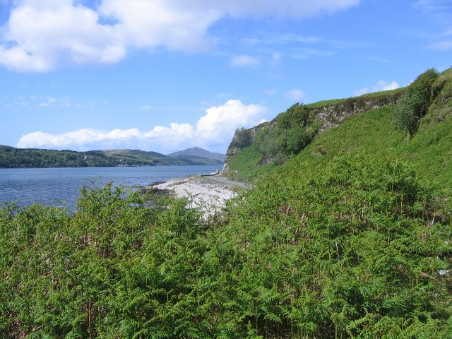Sound of Jura from A846