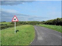TF2878 : Rowgate Road by Ian Carrington