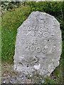 H1069 : Lough Derg stone by Kenneth  Allen