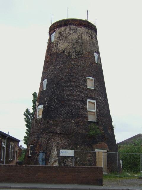 Disused Windmill