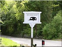 SH7519 : Dolserau Uchaf campsite off A494 by liz dawson