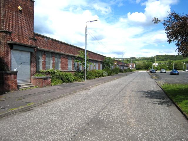 Strathleven Industrial Estate