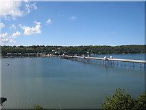 SH5873 : Bangor New Pier by Eddie Mackinnon
