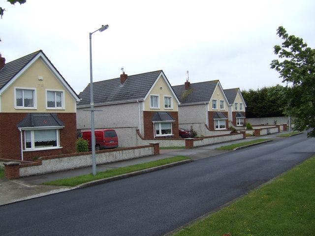 Drogheda suburbs