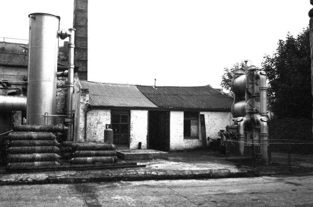Millport Gas Works