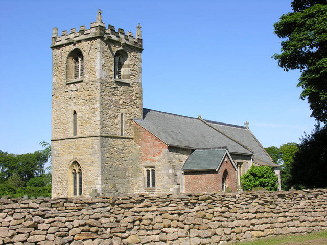Saint Peter's Church, Rowley