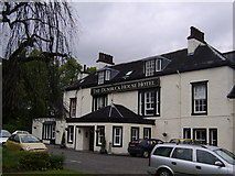 NS4174 : The Dumbuck House Hotel by Stephen Sweeney