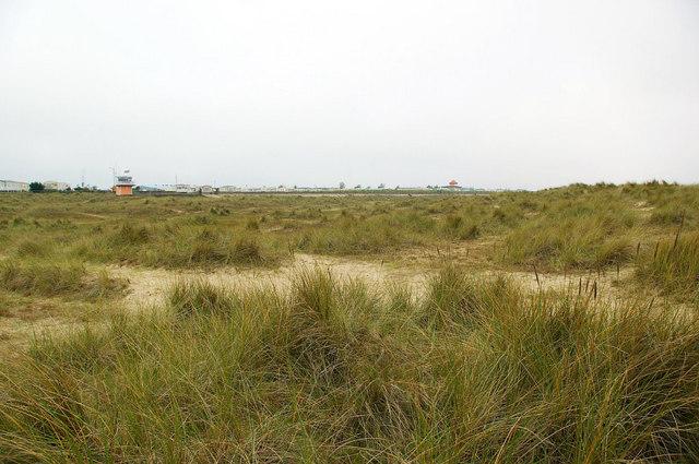North Beach Dunes - Great Yarmouth