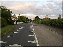 NS4371 : Old Greenock Road, Bishopton by Stephen Sweeney