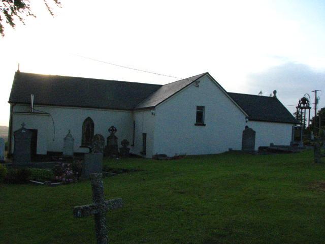 Saint Laserian's Church Drumfea