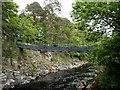 NY9027 : Wynch Bridge by Stephen McCulloch