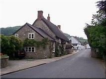 SY2591 : Harbour Inn Axmouth Devon by Pam Goodey