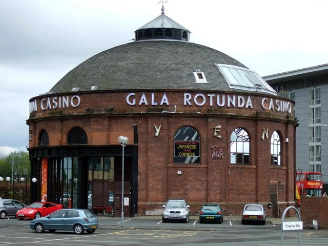 Northern Rotunda