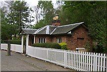 SJ6903 : Toll House At Blists Hill by Mr M Evison