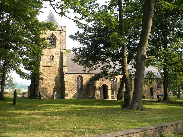 Church of St Stephen, Willington