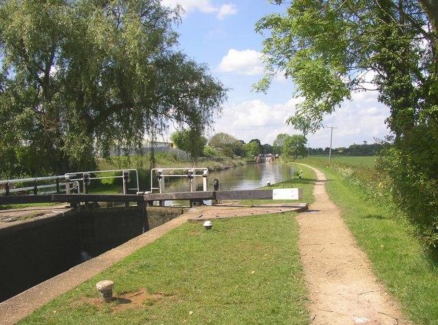 Whilton Locks, Whilton by Humphrey Bolton