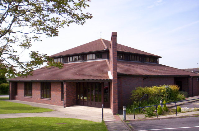 St Basil and All Saints - shared church