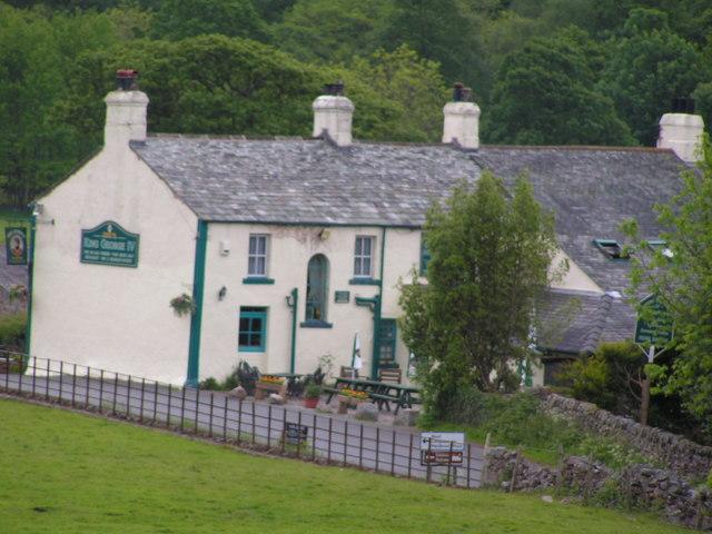 King George iv Inn, Eskdale Green