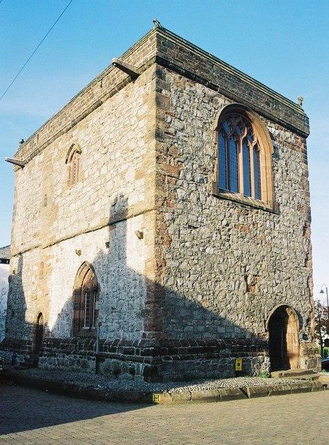 Dalton-in-Furness: the castle