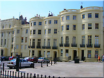 TQ2904 : Brunswick Place by Simon Carey