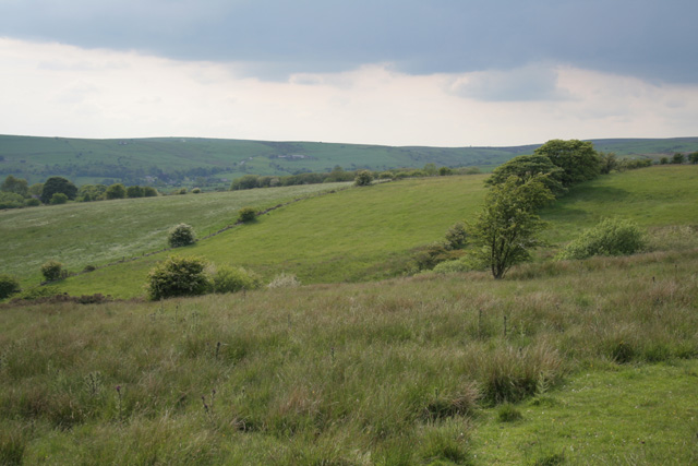 Near Moorlands Farm