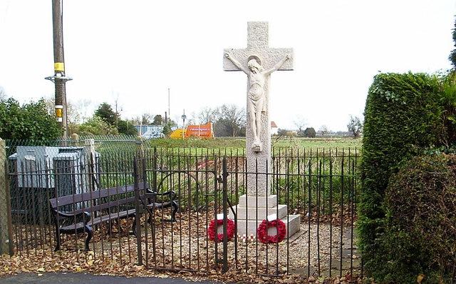War Memorial at Withern