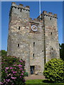 NU1825 : Preston Tower by Lisa Jarvis