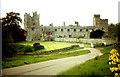 NY5562 : Naworth Castle by Jonathan Adams