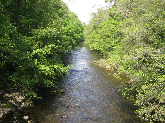 River Coquet, Harbottle