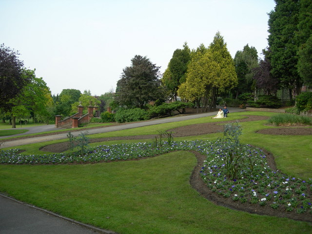 King Edward VII Park, Wembley