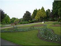 TQ1885 : King Edward VII Park, Wembley by Danny P Robinson
