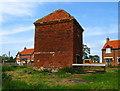 NU2322 : Embleton Old Vicarage Dovecote by Lisa Jarvis