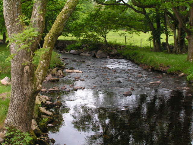 Whillan Beck near Dalegarth Station