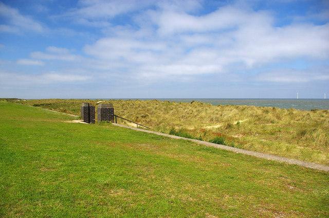 North Denes - Sea Defence & Dunes
