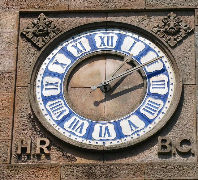 Preston Tower Clock