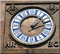 NU1825 : Preston Tower Clock by Lisa Jarvis