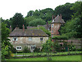 SO6799 : Buildings, Willey Old Hall, Shropshire by Roger  Kidd